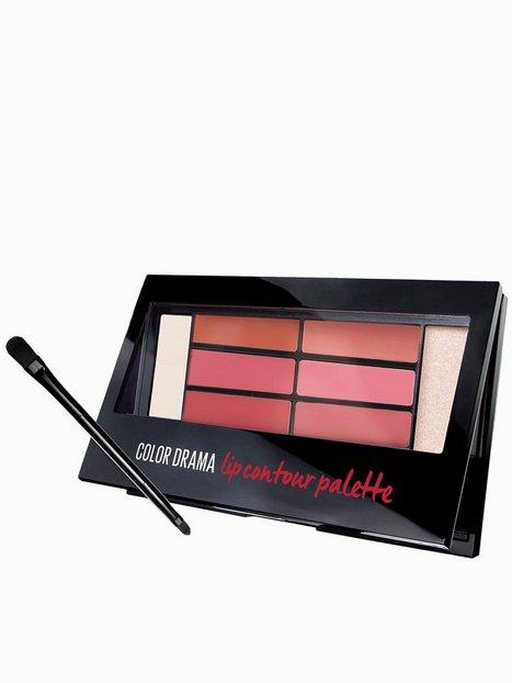 Billede af Maybelline New York Color Drama Lip Contour Palette Highlighter Blushed Bombshell
