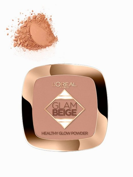 Billede af L'Oréal Paris Glam Beige Powder Pudder Light/Medium