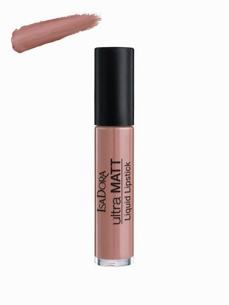 Billede af Isadora Ultra Matte Liquid Lipstick Læbestift Nude