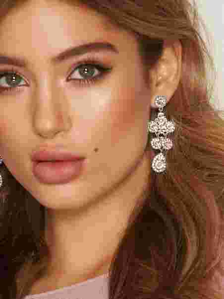 ce9125be Miss Kate Earrings - Lily And Rose - Silver - Jewellery ...
