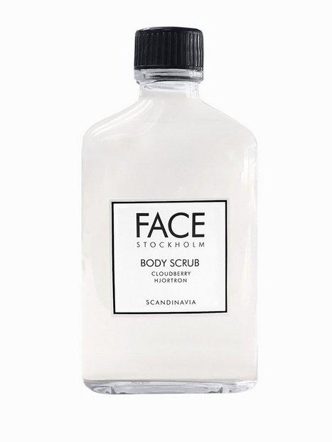 Billede af Face Stockholm Cloudberry Body Scrub 200 ml Peeling Transparent