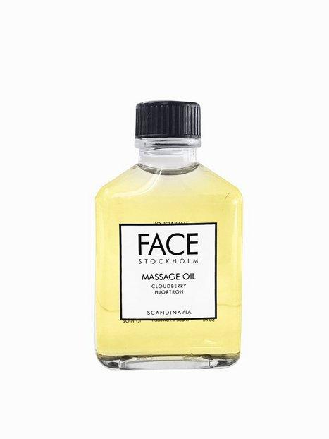 Billede af Face Stockholm Cloudberry Massage Oil 50 ml Massage & Spa Transparent