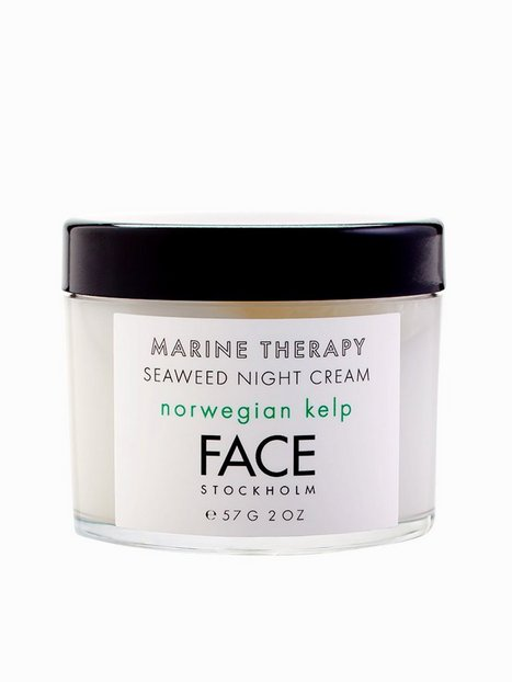 Billede af Face Stockholm Marine Therapy Seaweed Night Cream Natcreme Transparent