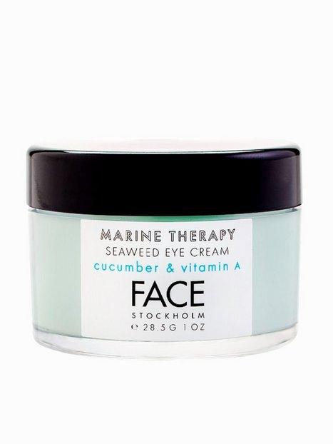 Billede af Face Stockholm Marine Therapy Seaweed Eye Cream Øjenpleje Transparent