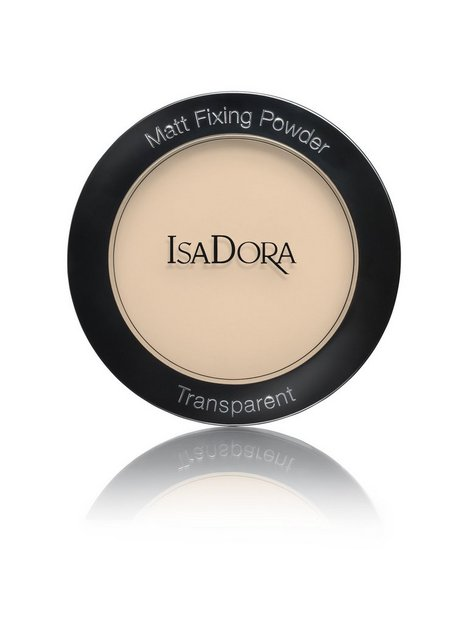 Isadora Matt Fixing Blotting Powder Puder - Isadora