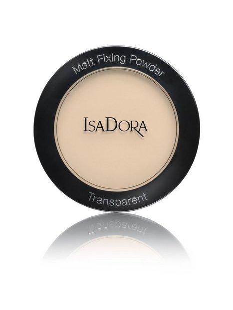 Billede af Isadora Matt Fixing Blotting Powder Pudder Nude