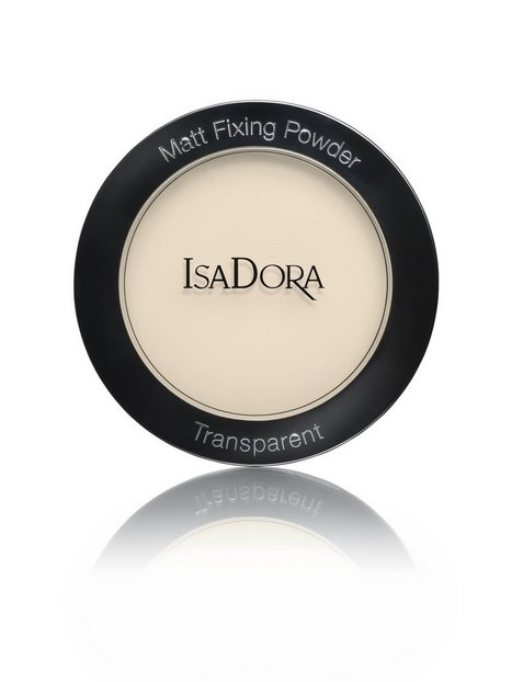 Billede af Isadora Matt Fixing Blotting Powder Pudder Blonde
