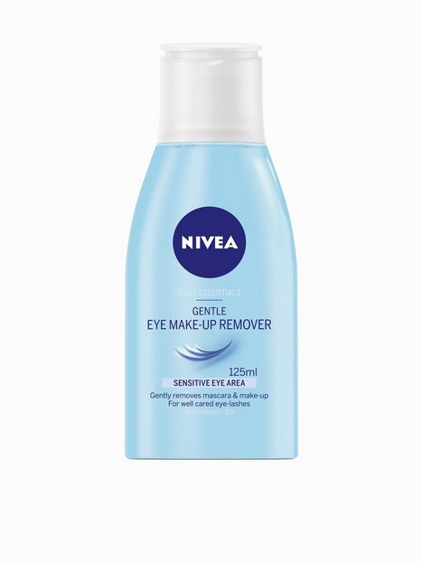 Billede af Nivea Gentle Eye Make Up Remover 125 ml Ansigtspleje Transparent
