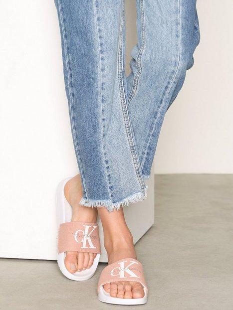 Billede af Calvin Klein Jeans Chantal Heavy Canvas Sandaler Dusk