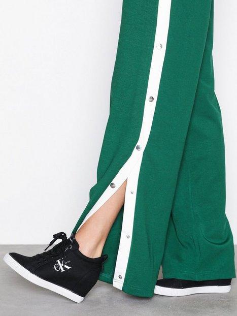 Billede af Calvin Klein Jeans Ritzy Canvas Wedge Sort