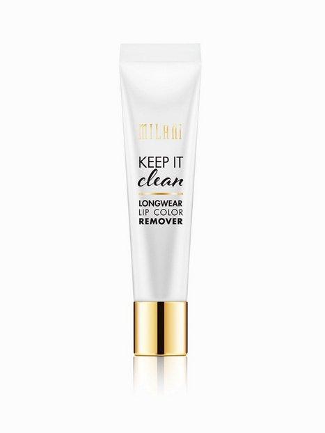 Billede af Milani Keep It Clean Longwear Lip Color Remover Makeup fjerner/Shine Control Transparent