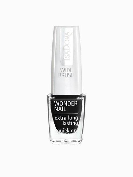 Isadora Wonder Nail Nagellack Black Lacquer