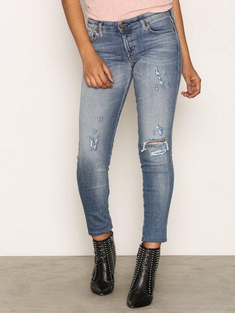 Billede af Diesel Gracey 084GL Trousers Skinny Denim