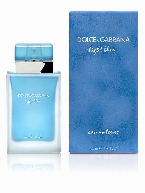 Billede af Dolce & Gabbana Light Blue Eau Intense 50 ml Parfume Transparent