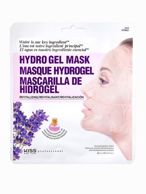 Billede af Kiss Professional New York Revitalizing Lavender Gel Mask Ansigtsmaske Transparent