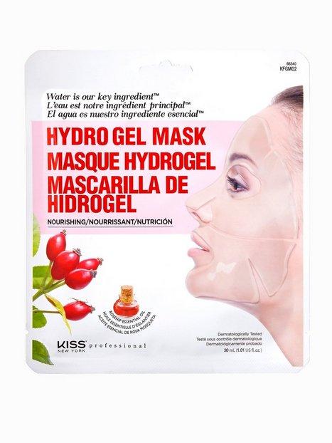 Billede af Kiss Professional New York Nourishing Rosehip Gel Mask Ansigtsmaske Transparent