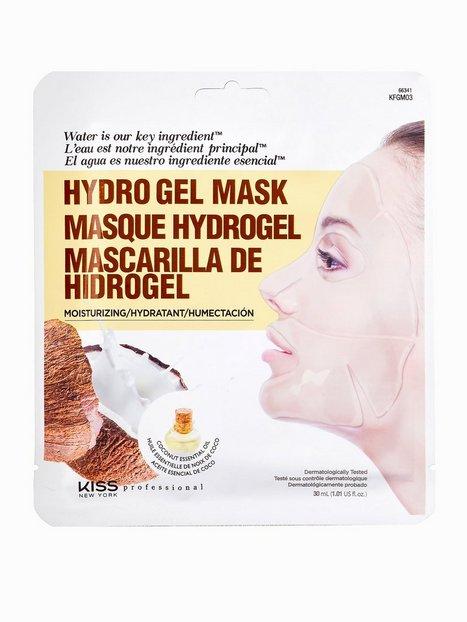 Billede af Kiss Professional New York Moisturizing Coconut Gel Mask Ansigtsmaske Transparent