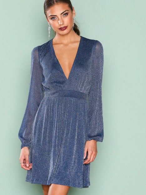 Shimmery Mesh Dress