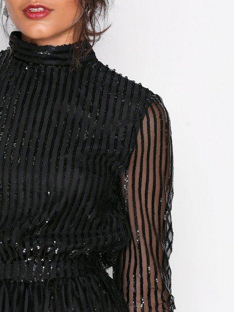 Sequin Flirt Dress