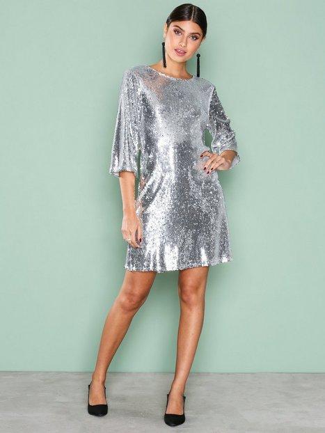 Hang Loose Sequin Dress