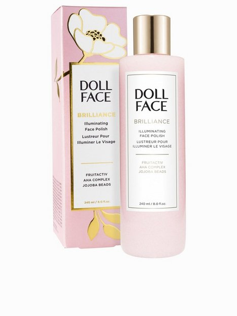 Billede af Doll Face Brilliance Illuminating Face Polish 240 ml Ansigtsrens Transparent