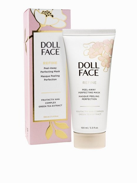 Billede af Doll Face Refine Peel-Away Perfecting Mask 100 ml Ansigtsmaske Transparent