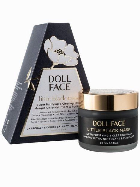 Billede af Doll Face Little Black Mask 60 ml Ansigtsbehandling Black