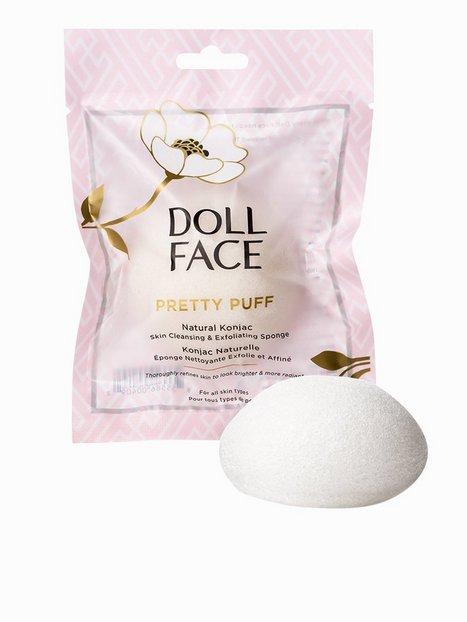 Billede af Doll Face Pretty Puff Natural Konjac Sponge Ansigtsrens Natural