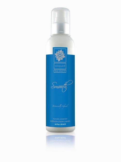 Billede af Sliquid Balance Smooth Shave Cream 255 ml Intimpleje Naturally Unscented