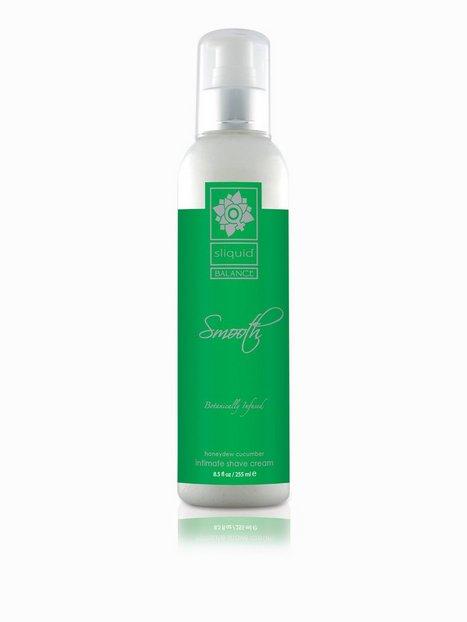 Billede af Sliquid Balance Smooth Shave Cream 255 ml Intimpleje Honeydew Cucumber