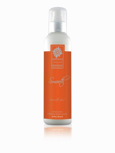 Billede af Sliquid Balance Smooth Shave Cream 255 ml Intimpleje Mango Passion