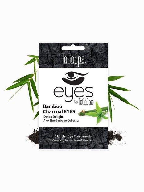 Billede af ToGoSpa 3 Under Eye Treatments Ansigtsmaske Kul