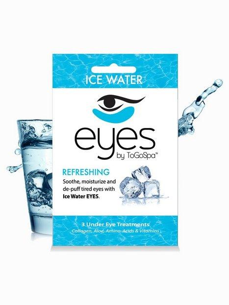 Billede af ToGoSpa 3 Under Eye Treatments Ansigtsmaske Ice Water