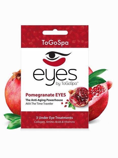 Billede af ToGoSpa 3 Under Eye Treatments Ansigtsmaske Pomegranate