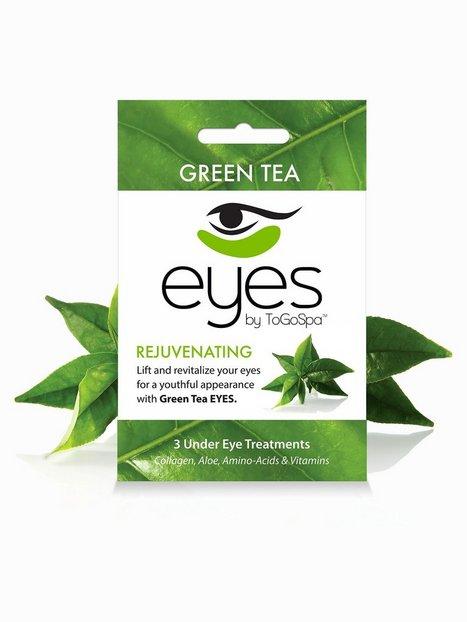Billede af ToGoSpa 3 Under Eye Treatments Ansigtsmaske Green Tea