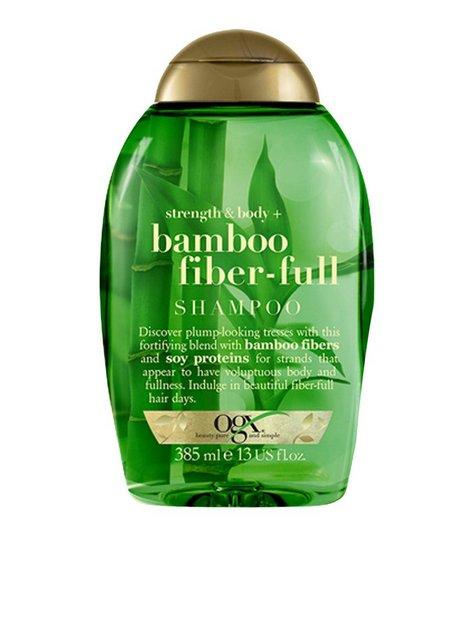 Billede af OGX Bamboo Shampoo 385 ml Shampoo Transparent