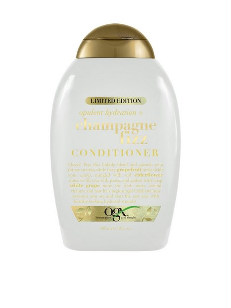 Billede af OGX Champagne Fizz Conditioner 385 ml Balsam Transparent