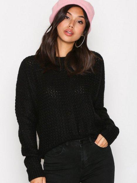 Billede af Calvin Klein Jeans Sue CN Sweater LS Strikkede trøjer Black