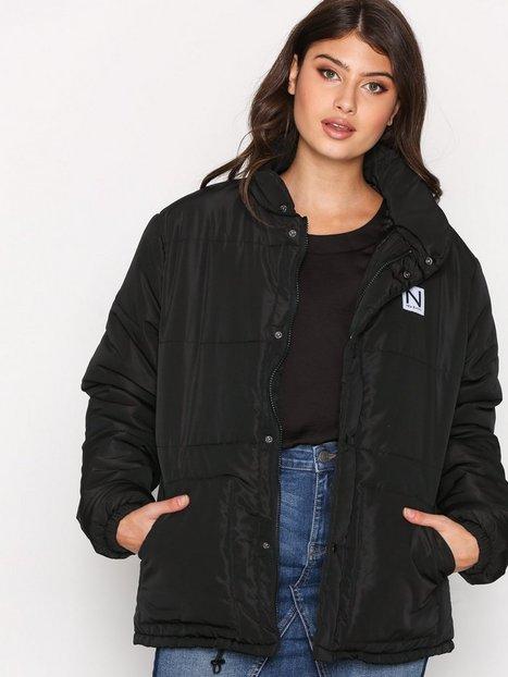 Billede af New Black Puff Jacket Dunjakke Black