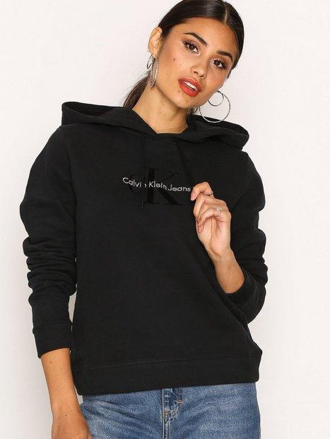 Billede af Calvin Klein Jeans Honor Pullover Hoody HWK Hoods Black