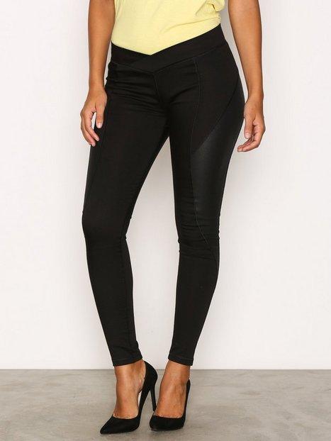 Billede af Calvin Klein Jeans Motion Flow Blocked Skinny Black