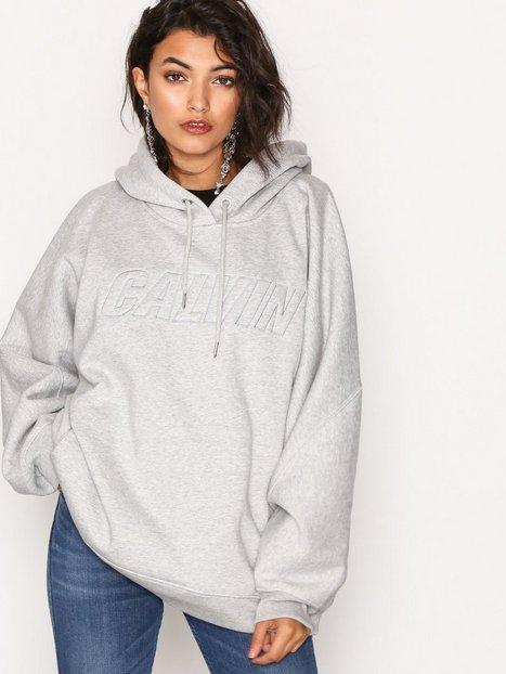 Billede af Calvin Klein Jeans HC Pullover Hoodie Hoods Light Grey