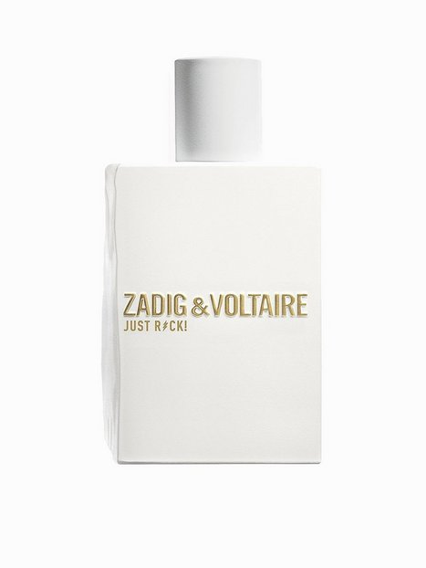 Billede af Zadig & Voltaire Just Rock - Her Edp 50 ml Parfume Transparent