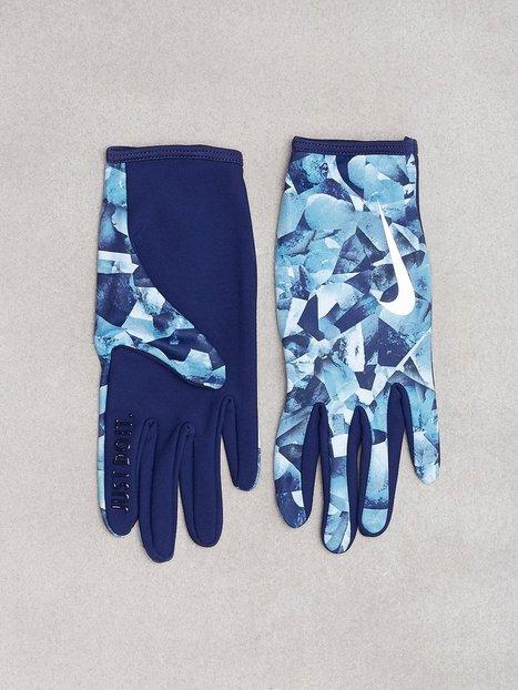 Billede af Nike LW Rival Run Glove Løbehandsker Blå