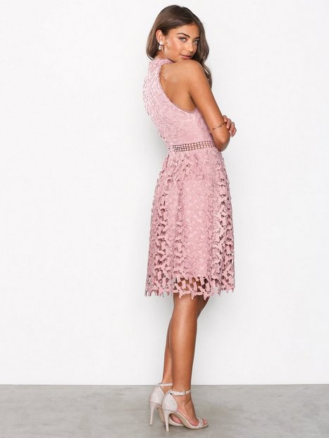 Sportscut Crochet Dress