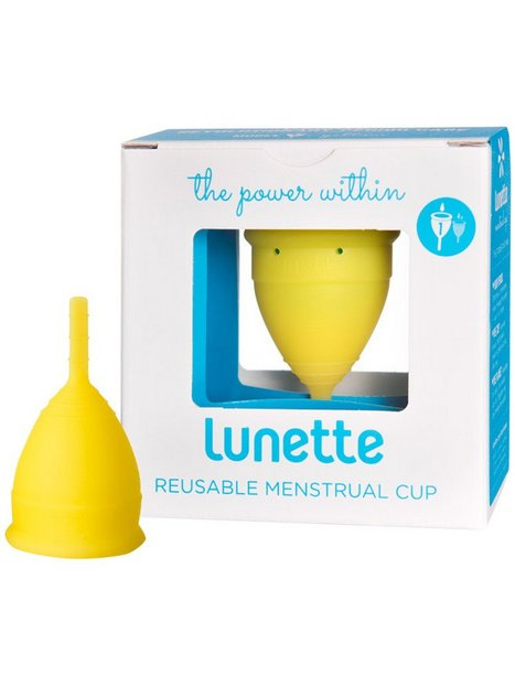 Billede af Lunette Menstrual Cup Intimpleje Yellow
