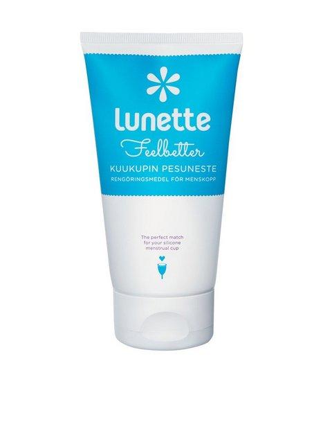 Billede af Lunette Feelbetter Cup Cleanser 150 ml Intimpleje Transparent