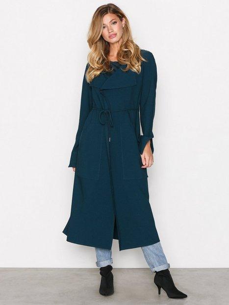 Billede af Hope Catch Dress Langærmet kjole Green