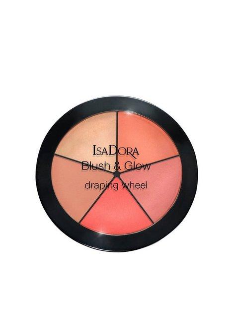 Billede af Isadora Blush & Glow Draping Wheel Blush Peach