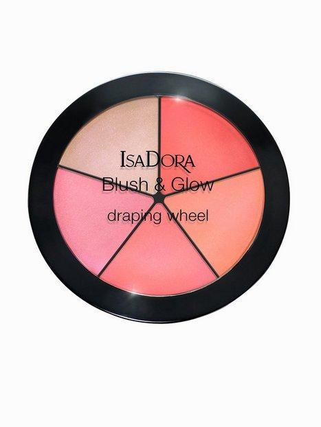 Billede af Isadora Blush & Glow Draping Wheel Contouring & Strobing Coral Pink